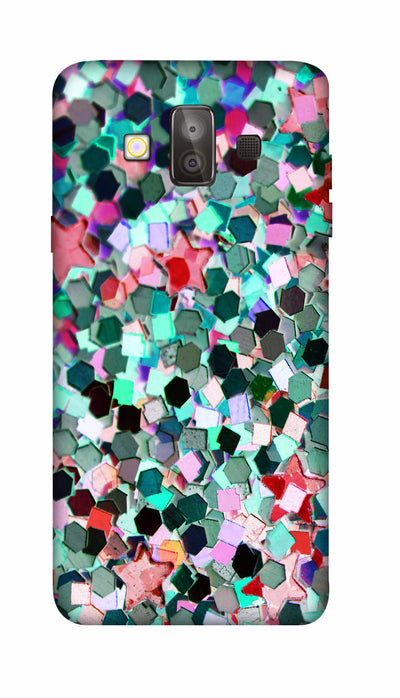 little shapes Hard Case For Samsung J7 Duo