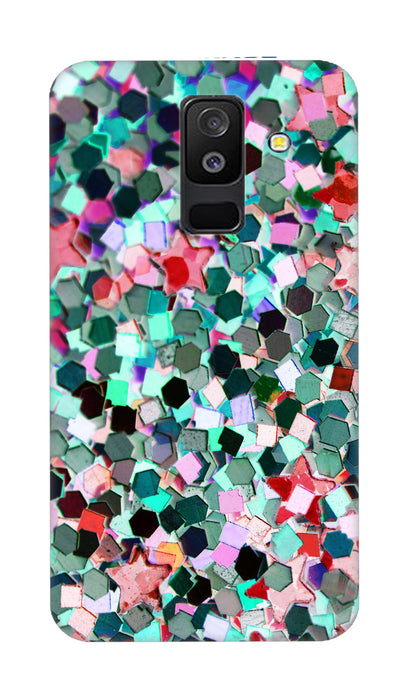 little shapes Hard Case For Samsung A6 Plus
