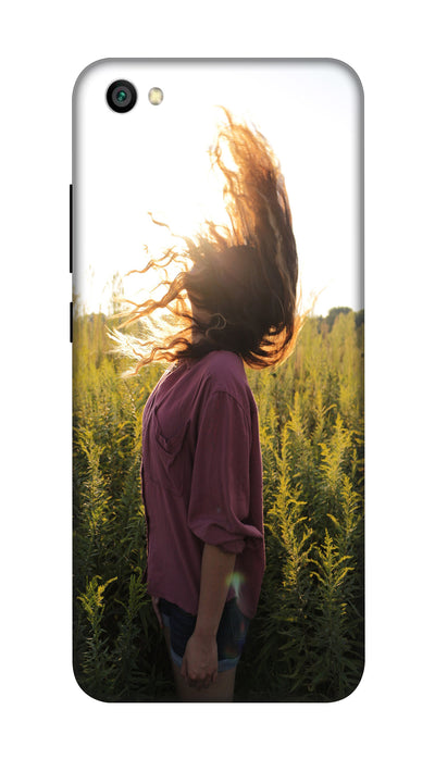 Sunshine girl Hard Case For Redmi Y1 Lite
