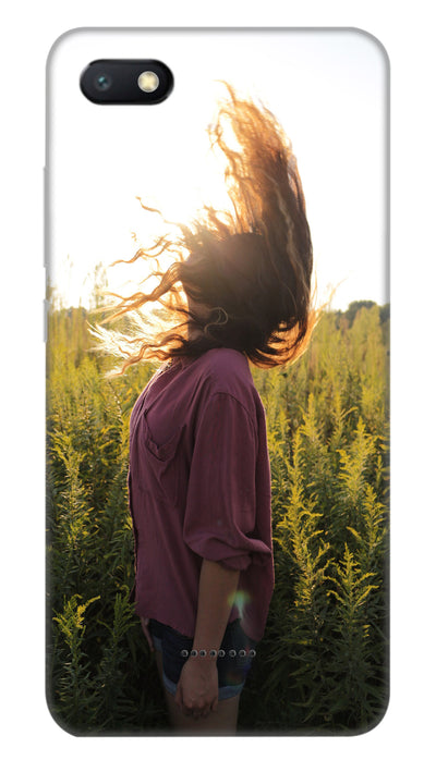 Sunshine girl Hard Case For Redmi 6A