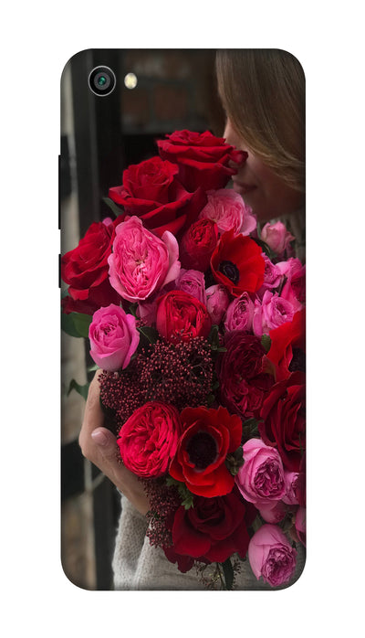 Rose boquet Hard Case For Redmi Y1 Lite
