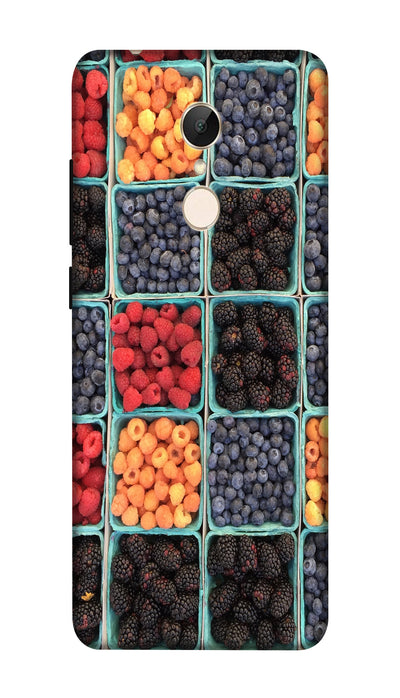 Fruits Hard Case For Redmi 5