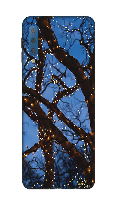 Lighting tree Hard Case For Samsung A7