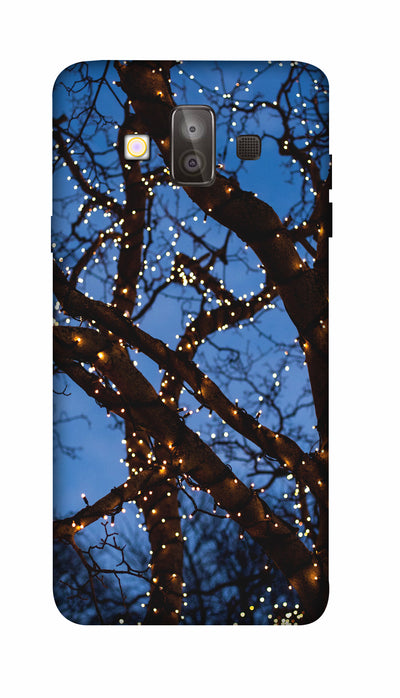 Lighting tree Hard Case For Samsung J7 Duo