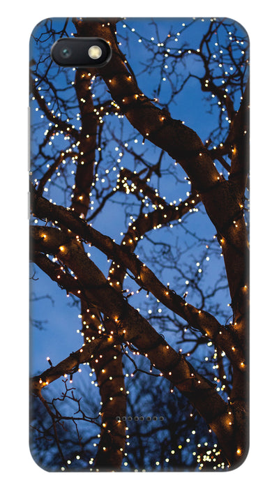 Lighting tree Hard Case For Redmi 6A