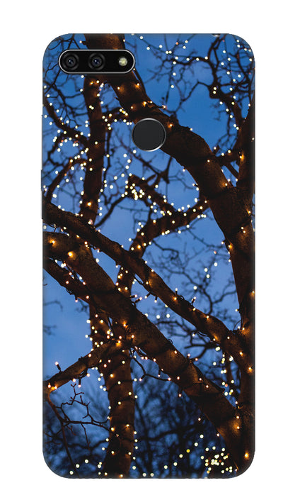 Lighting tree Hard Case For Honor 7A