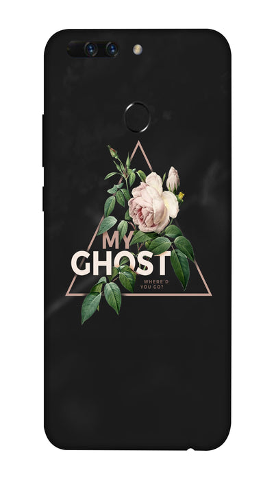 My Ghost Hard Case For Honor 8 Pro