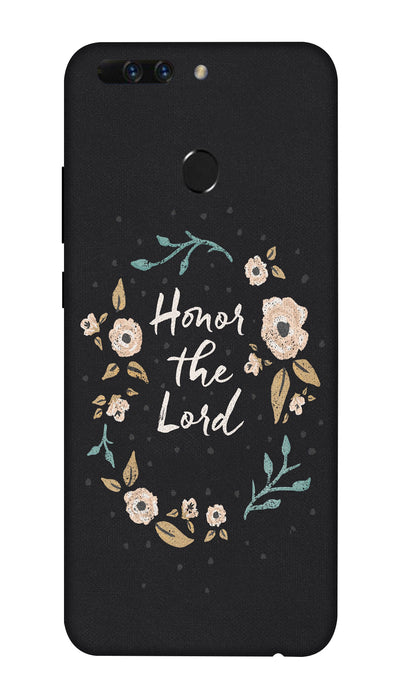 Honor the lord Hard Case For Honor 8 Pro