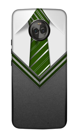 Tie Hard Case For Moto X4
