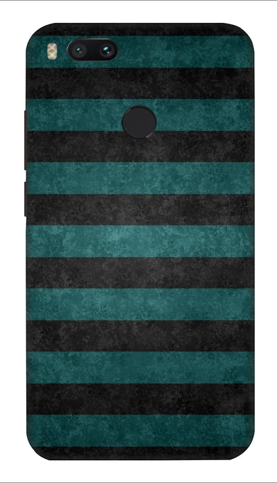 Stripes Hard Case For Mi A1