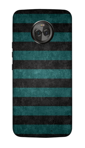 Stripes Hard Case For Moto X4