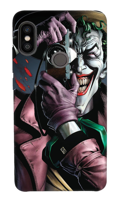 Joker Hard Case For Redmi Note 5 Pro