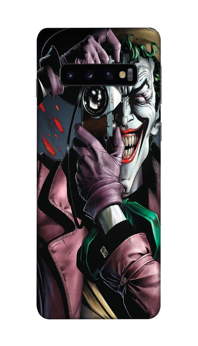 Joker Hard Case For Samsung S10