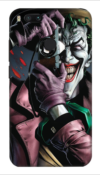 Joker Hard Case For Mi A1