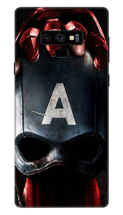 A- symbol Hard Case For Samsung Note 9