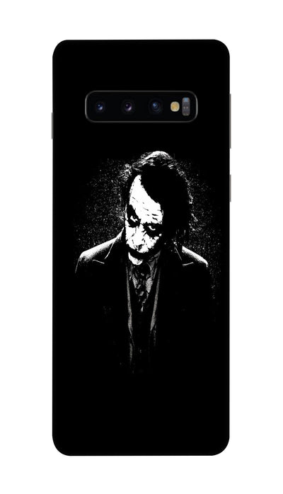 Sad man Hard Case For Samsung S10
