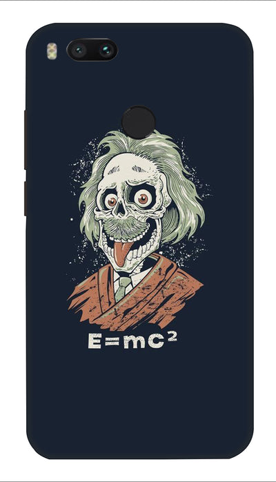 Einstein Hard Case For Mi A1