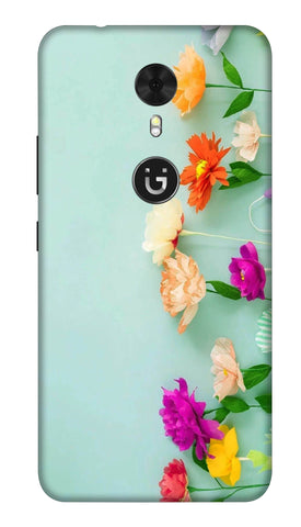 Pretty flower Hard Case For Gionee A1
