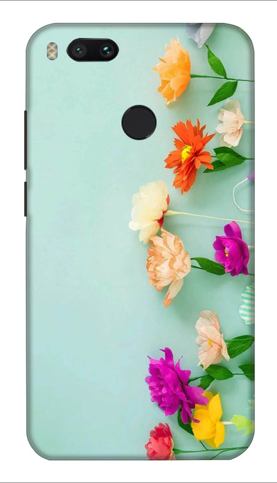 Pretty flower Hard Case For Mi A1