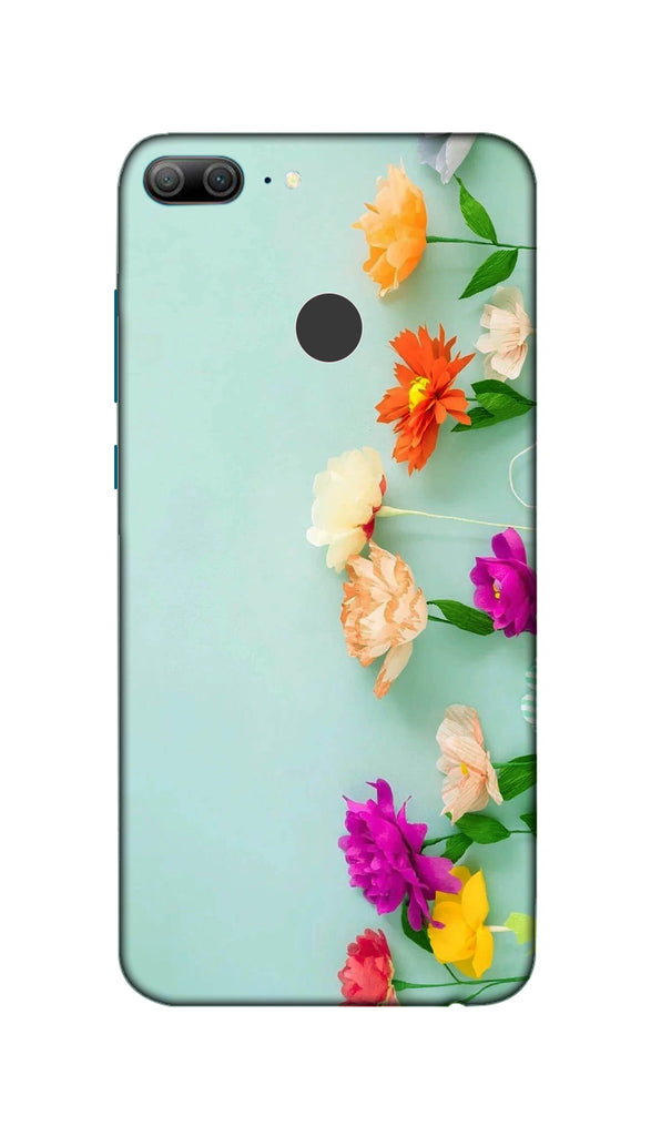 Pretty flower Hard Case For Honor 9 Lite