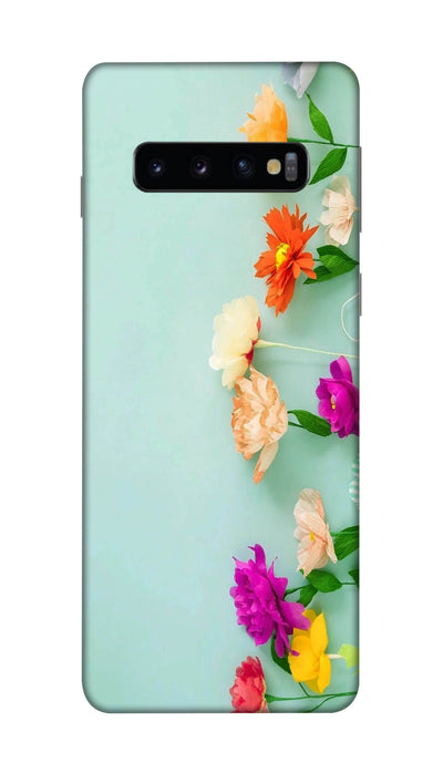 Pretty flower Hard Case For Samsung S10 Plus