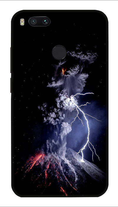 Thunder Hard Case For Mi A1