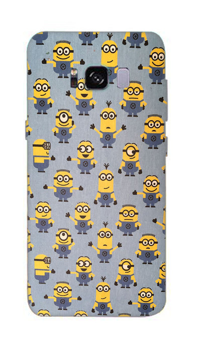 Minion Hard Case For Samsung S8