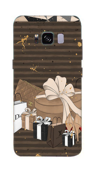 Gift Hard Case For Samsung S8