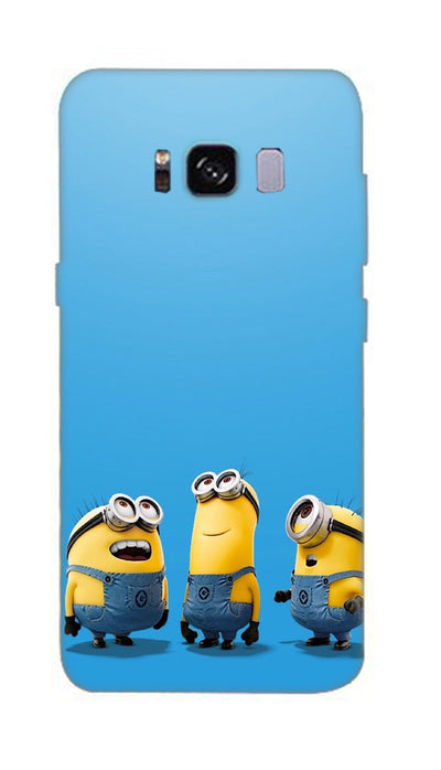 Trio minion Hard Case For Samsung S8