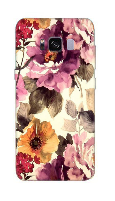 Spring flower Hard Case For Samsung S8