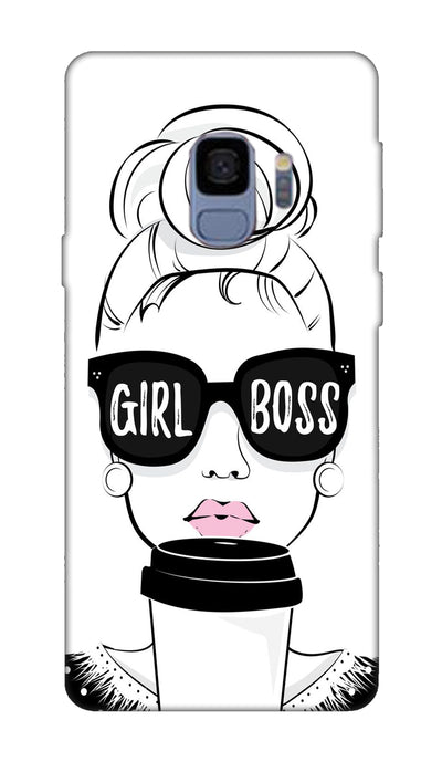 Girl boss Hard Case For Samsung S9