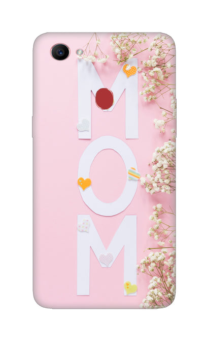 Mom love Hard Case For Oppo F7