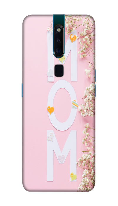 Mom love Hard Case For Oppo F11 Pro