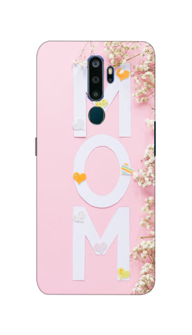 Mom love Hard Case For Oppo A5-2020