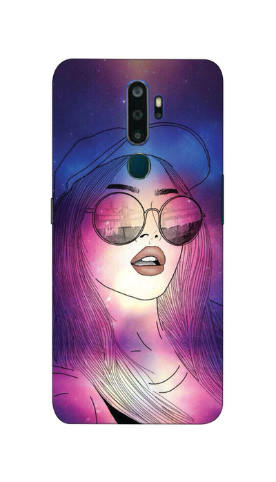 Swag Hard Case For Oppo A5-2020