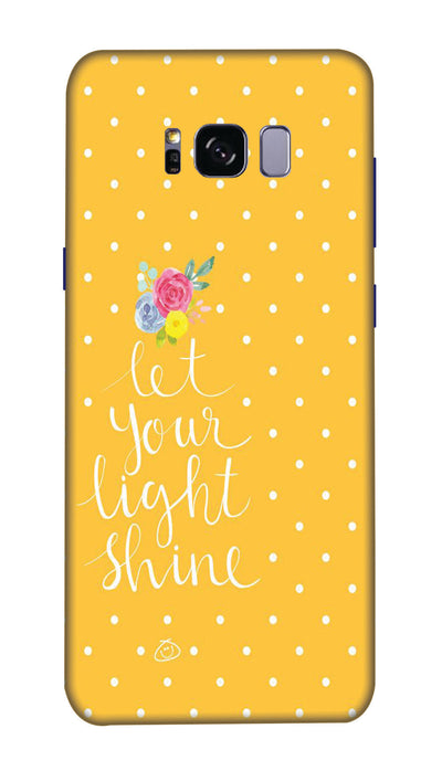 Shine Hard Case For Samsung S8 Plus