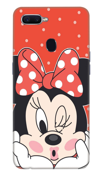 Mickey Hard Case For Oppo F9 Pro
