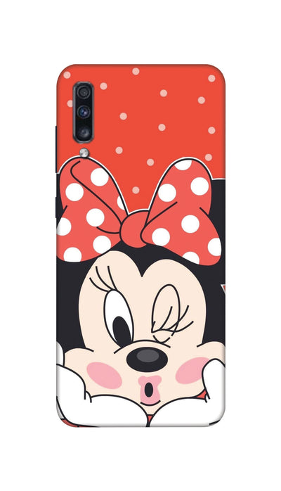 Mickey Hard Case For Samsung A70S