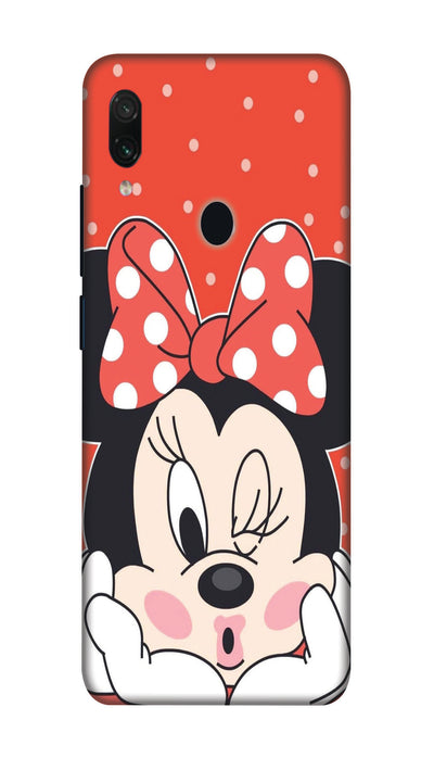 Mickey Hard Case For Redmi Note 7 Pro