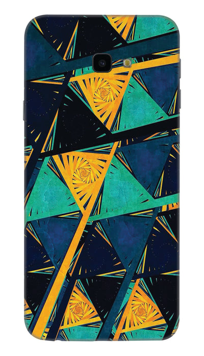 Triangles Hard Case For Samsung J4 Plus