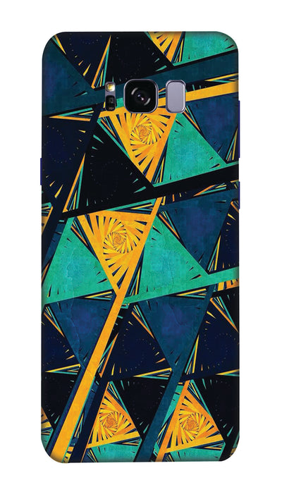 Triangles Hard Case For Samsung S8 Plus
