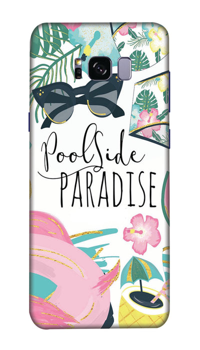 Paradise Hard Case For Samsung S8 Plus