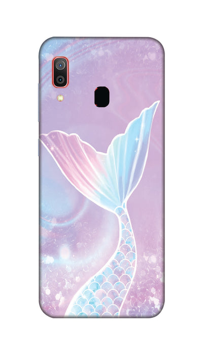 Fish tale Hard Case For Samsung M20