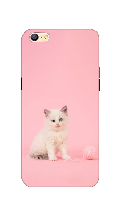 Catty Hard Case For Oppo A57