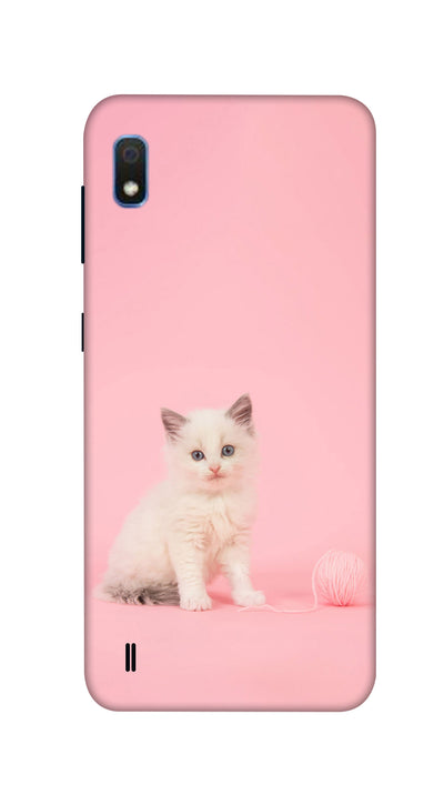 Catty Hard Case For Samsung A10