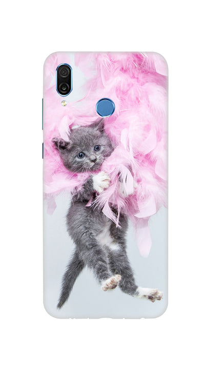 Hanging cat Hard Case For Honor Play