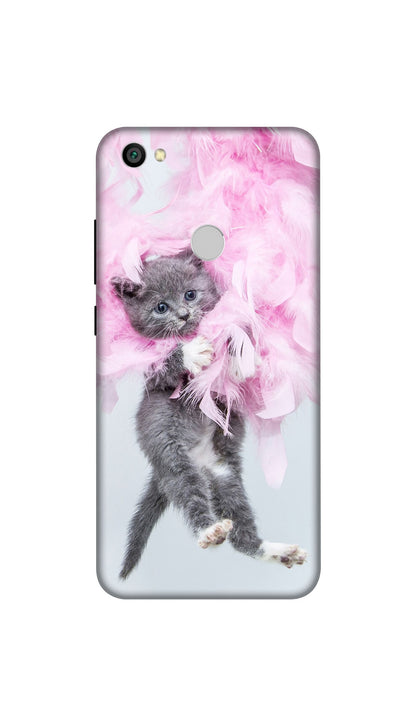 Hanging cat Hard Case For Redmi Y1