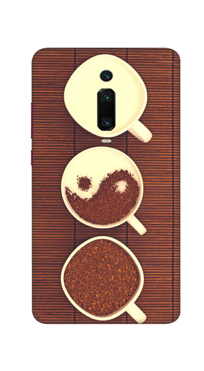 Trio cups Hard Case For Mi Redmi K20
