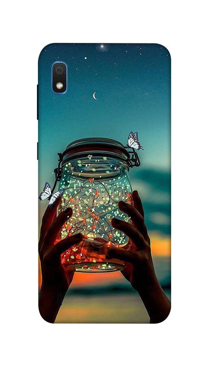 Light jar Hard Case For Samsung A10