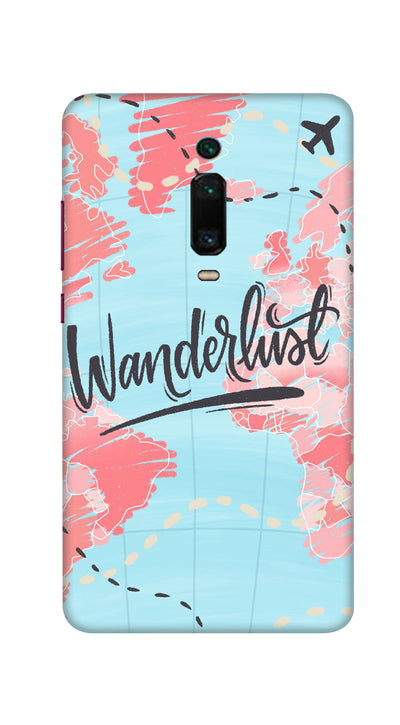 Wanderlust Hard Case For Mi Redmi K20